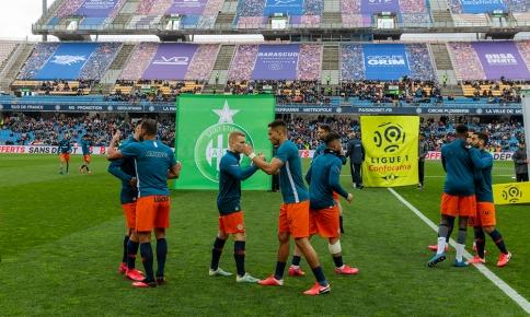 MHSC vs AS Saint-Etienne : les photos du match