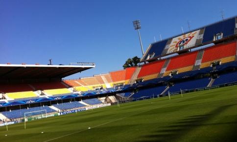 Photos du stade