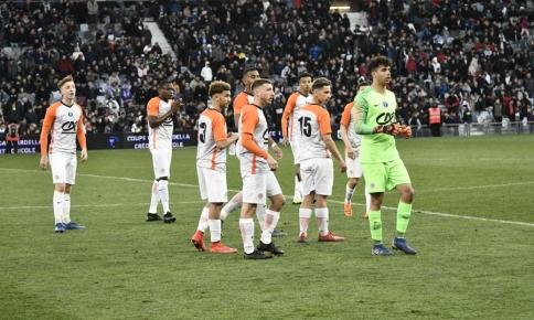 Coupe Gambardella TFC 0-0 MHSC (TAB 5-4) Demi-finale
